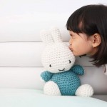 Stitch and Story -  XL MIffy amigurumi crochet kit