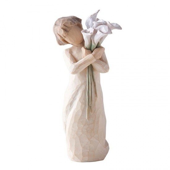 Beautiful wishes - willow tree