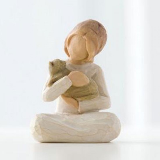 Kindness (girl) - Willow tree figur