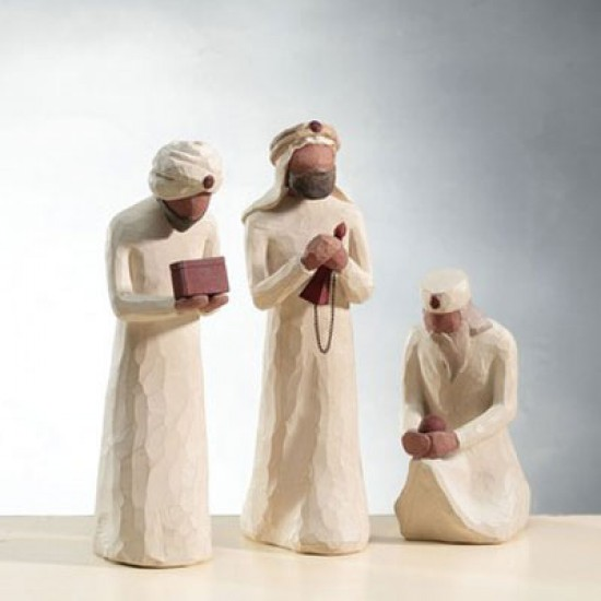 Nativity - The three wise men