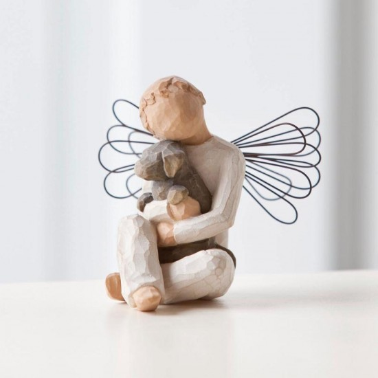 Angel of comfort - Willow tree